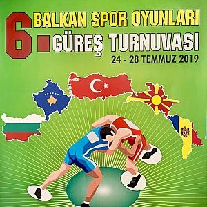 Campeonato de los Países de los Balcanes  25-28 de Julio . Yalova, Turquía