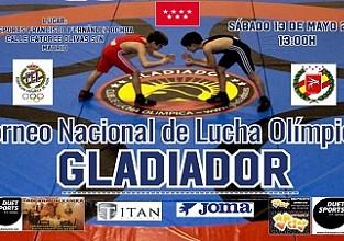 Torneo Nacional de Lucha Olímpica