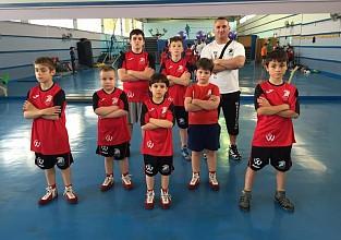 Copa de España de lucha olímpica para escuelas municipales y Clubes - Sevilla -2016