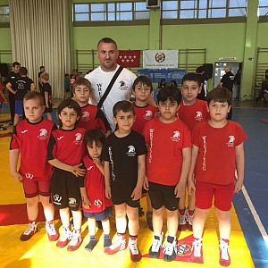 Juegos municipales de madrid -2016-