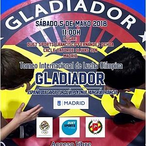 Torneo Internacional GLADIADOR - 2018