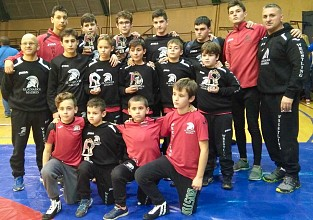 Torneo San Blas Madrid - 2017
