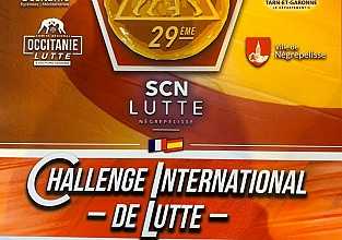 "Torneo internacional"" Challenger"" - Negrepeliss Francia"