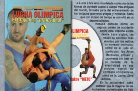 Lucha Olímpica (El Grappling