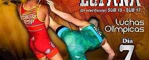 Campeonato de España de lucha libre olímpica para Escolares y Cadetes  - Gijón  Asturias - 2020