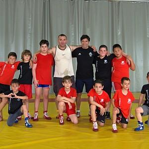 10-05-2014 Concentración del Club Gladiador en CAR de Madrid
