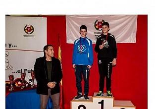 Campeón de la comunidad de Madrid