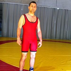 D. Sezgin Ahmedov - entrenador nacional de Luchas Olimpicas del Club Gladiador