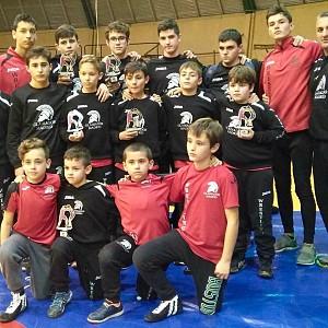 Prestigioso Torneo de Navidad  San Blas – Madrid